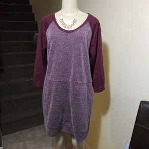 NY&CO sweater dress